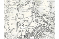 OS map of Dulverton 1904